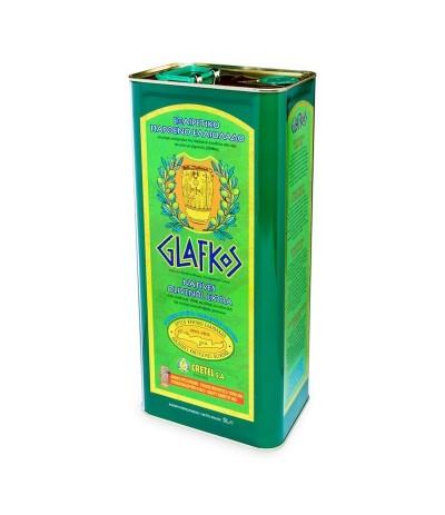 CRETEL GLAFKOS Olivový olej extra panenský 5l plech